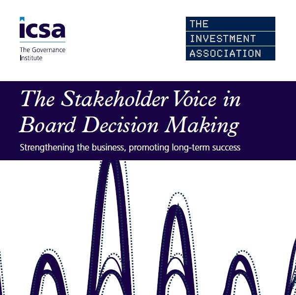 Stakeholder voice